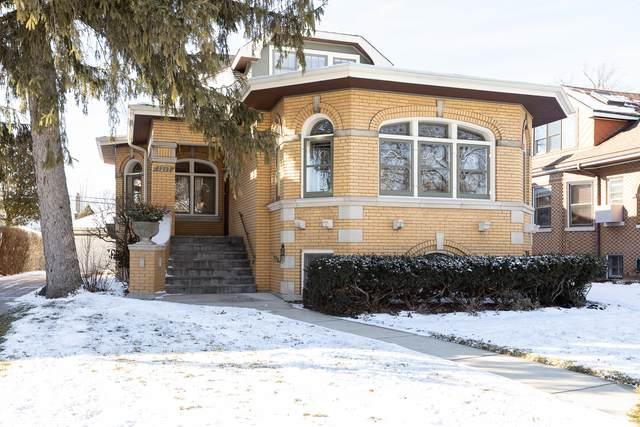 1217 N Grove Avenue, Oak Park, IL 60302 (MLS #10976055) :: Helen Oliveri Real Estate