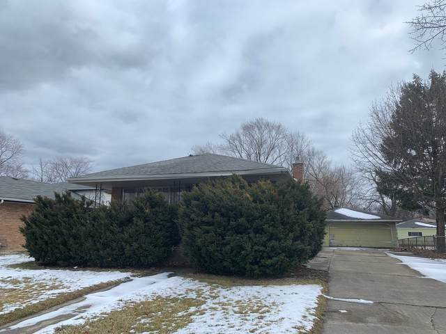 15849 State Street, South Holland, IL 60473 (MLS #10976080) :: The Spaniak Team