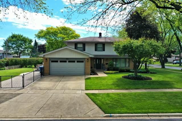 201 N Yates Lane, Mount Prospect, IL 60056 (MLS #10976100) :: Helen Oliveri Real Estate