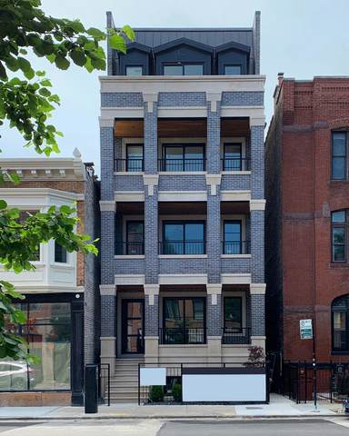 2212 N Halsted Street #2, Chicago, IL 60614 (MLS #10976102) :: The Wexler Group at Keller Williams Preferred Realty