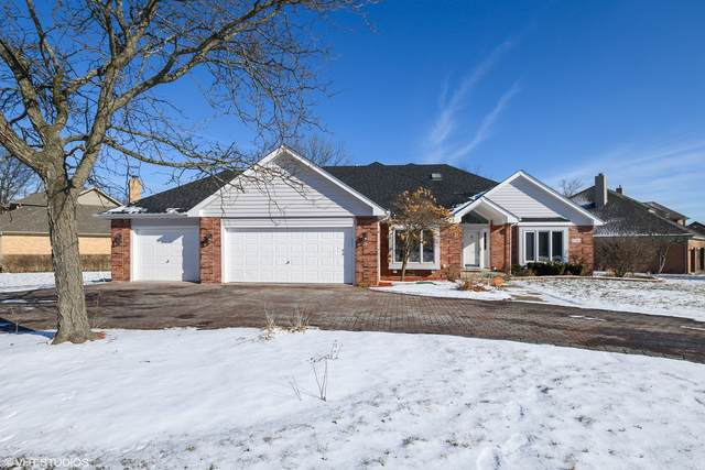 2530 Glen Eagles Drive, Olympia Fields, IL 60461 (MLS #10976104) :: The Dena Furlow Team - Keller Williams Realty