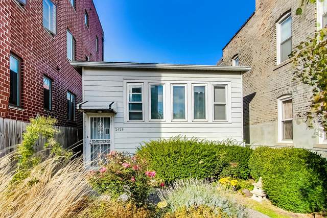 2426 W Augusta Boulevard, Chicago, IL 60622 (MLS #10976128) :: Jacqui Miller Homes