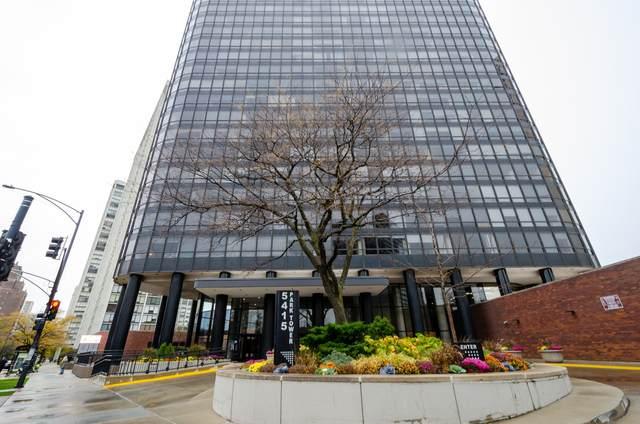 5415 N Sheridan Road #506, Chicago, IL 60640 (MLS #10976142) :: RE/MAX Next