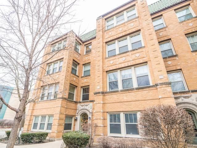 858 W Washington Boulevard 1W, Oak Park, IL 60302 (MLS #10976156) :: Helen Oliveri Real Estate