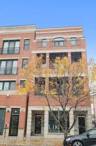 1832 W Belmont Avenue #4, Chicago, IL 60657 (MLS #10976198) :: O'Neil Property Group