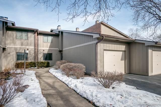 29W410 Emerald Green Drive 22-B, Warrenville, IL 60555 (MLS #10976199) :: Janet Jurich