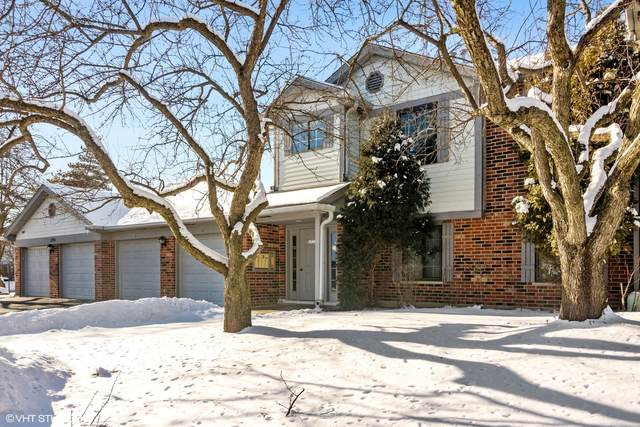 1720 W Partridge Lane #1, Arlington Heights, IL 60004 (MLS #10976210) :: The Wexler Group at Keller Williams Preferred Realty