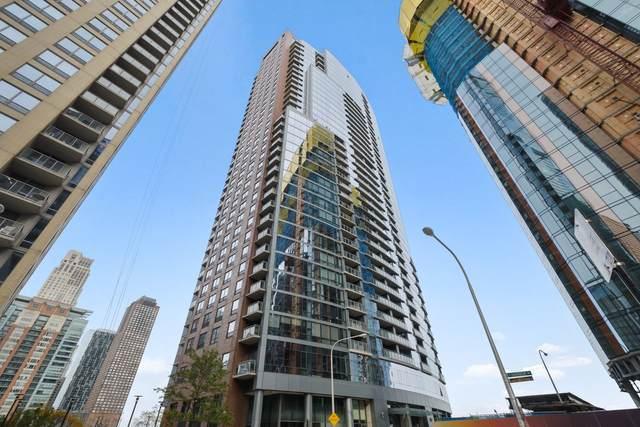 450 E Waterside Drive #1102, Chicago, IL 60601 (MLS #10976213) :: Helen Oliveri Real Estate