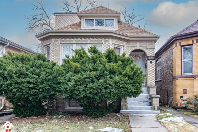 321 W 102nd Street, Chicago, IL 60628 (MLS #10976235) :: Suburban Life Realty