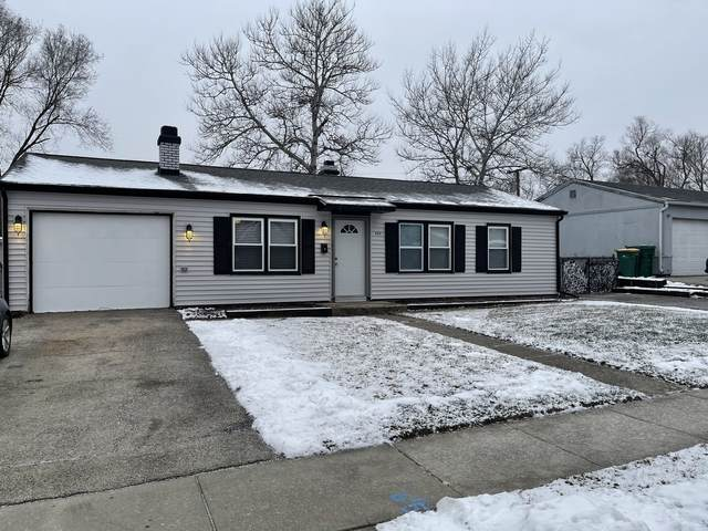 606 Jordan Avenue, Romeoville, IL 60446 (MLS #10976264) :: The Wexler Group at Keller Williams Preferred Realty