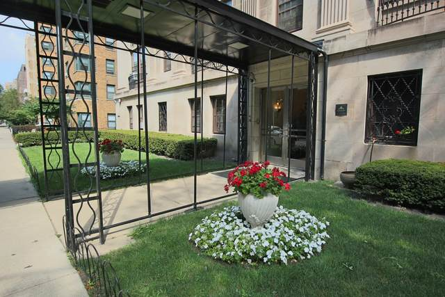 5000 N Marine Drive 14C, Chicago, IL 60640 (MLS #10976303) :: Jacqui Miller Homes