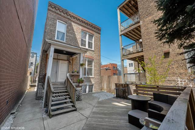 1524 N Western Avenue, Chicago, IL 60622 (MLS #10976312) :: The Wexler Group at Keller Williams Preferred Realty