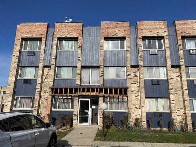 8641 W Foster Avenue 3E, Chicago, IL 60656 (MLS #10976315) :: Helen Oliveri Real Estate
