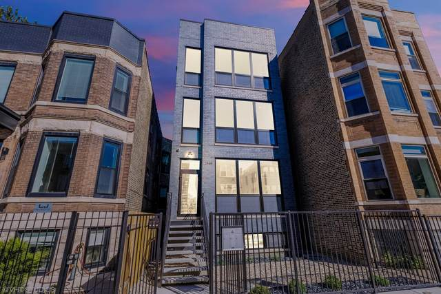 2646 W Augusta Boulevard #2, Chicago, IL 60622 (MLS #10976352) :: The Wexler Group at Keller Williams Preferred Realty