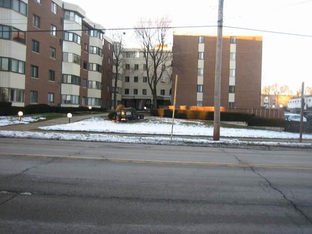 5500 Lincoln Avenue #117, Morton Grove, IL 60053 (MLS #10976359) :: Helen Oliveri Real Estate