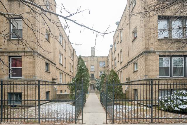 1703 W Wallen Avenue 1C, Chicago, IL 60626 (MLS #10976399) :: Janet Jurich
