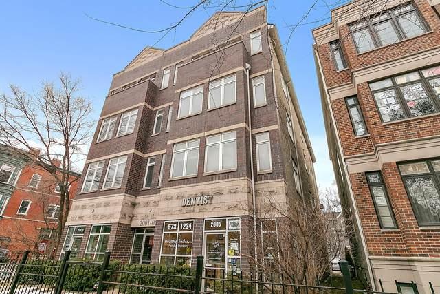 2001 W Addison Street 2W, Chicago, IL 60618 (MLS #10976409) :: Touchstone Group