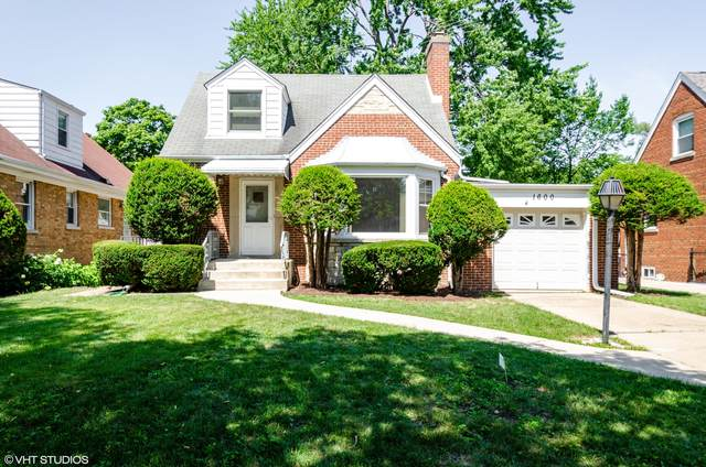 1600 S Washington Avenue, Park Ridge, IL 60068 (MLS #10976416) :: Janet Jurich