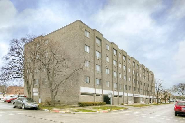 7650 W Altgeld Street #401, Elmwood Park, IL 60707 (MLS #10976419) :: Schoon Family Group