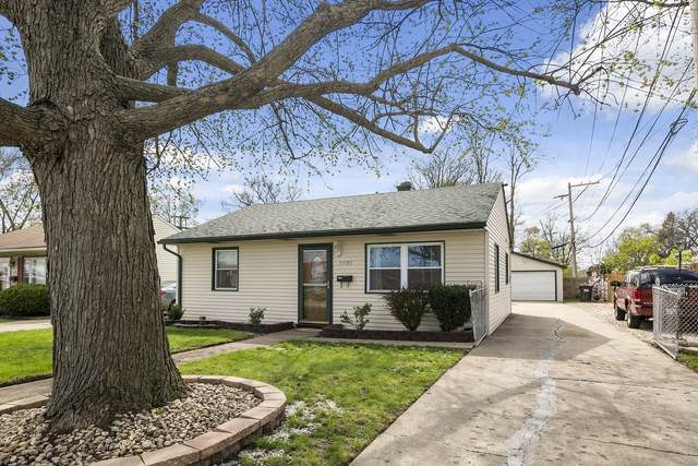 3202 Miller Avenue, South Chicago Heights, IL 60411 (MLS #10976424) :: The Spaniak Team