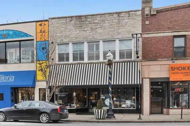 5245 N Clark Street, Chicago, IL 60640 (MLS #10976431) :: Helen Oliveri Real Estate