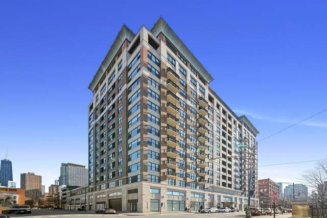 849 N Franklin Street #1410, Chicago, IL 60610 (MLS #10976444) :: RE/MAX IMPACT