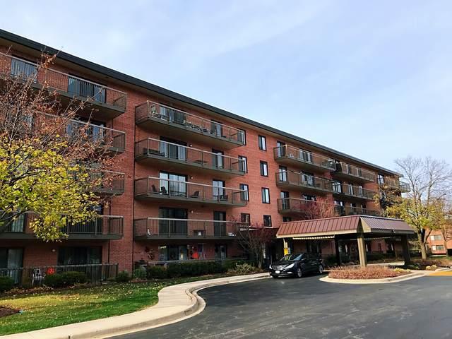 6443 Clarendon Hills Road 204F, Willowbrook, IL 60527 (MLS #10976454) :: John Lyons Real Estate