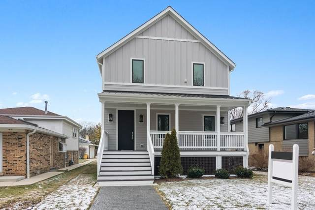 1514 Dewey Avenue, Evanston, IL 60201 (MLS #10976462) :: Ryan Dallas Real Estate