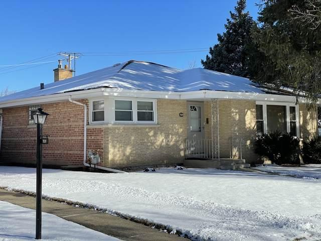 7024 W Kedzie Street, Niles, IL 60714 (MLS #10976469) :: Jacqui Miller Homes