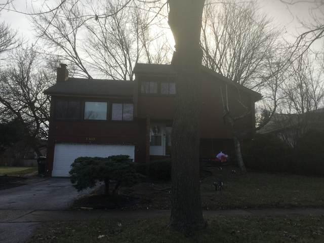 3303 Fountainbleau Drive, Hazel Crest, IL 60429 (MLS #10976473) :: Janet Jurich