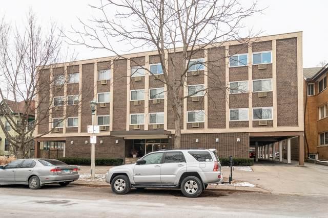 222 N Grove Avenue 1C, Oak Park, IL 60302 (MLS #10976486) :: Helen Oliveri Real Estate