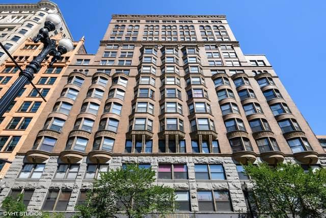 431 S Dearborn Street #1009, Chicago, IL 60605 (MLS #10976487) :: Helen Oliveri Real Estate