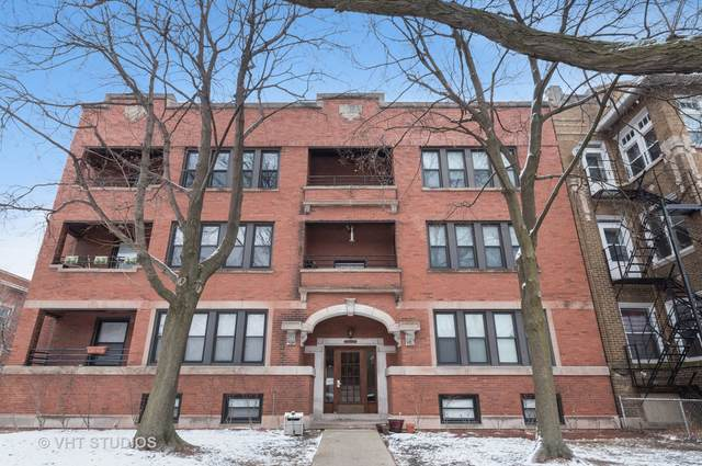 1264 W North Shore Avenue #1, Chicago, IL 60626 (MLS #10976491) :: Janet Jurich