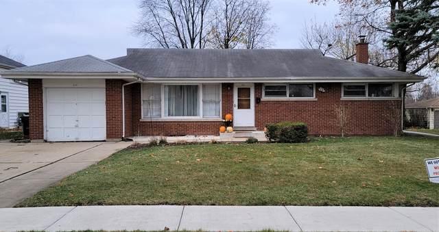 313 S We Go Trail, Mount Prospect, IL 60056 (MLS #10976508) :: Helen Oliveri Real Estate