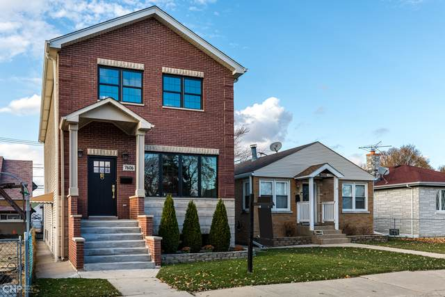 7606 W Forest Preserve Drive, Chicago, IL 60634 (MLS #10976520) :: Jacqui Miller Homes