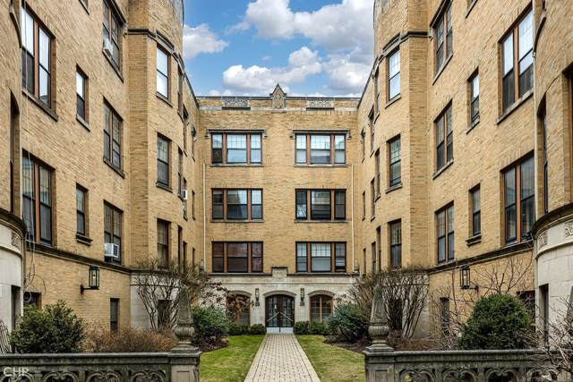 828 Michigan Avenue D2, Evanston, IL 60202 (MLS #10976533) :: Suburban Life Realty