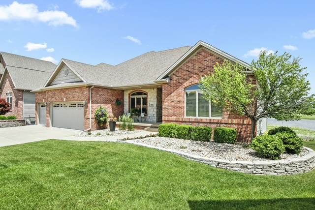 1901 Wakefield Lane, Bloomington, IL 61704 (MLS #10976590) :: The Dena Furlow Team - Keller Williams Realty
