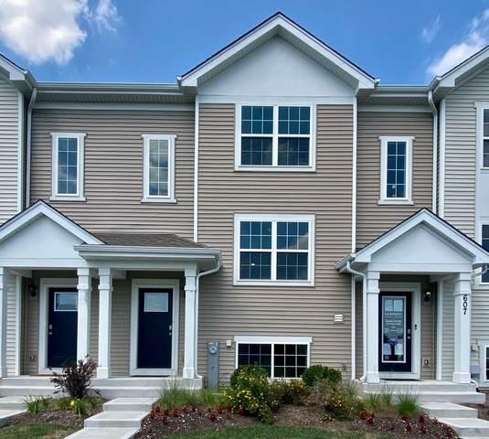 605 Spring Leaf Drive #473, Joliet, IL 60431 (MLS #10976593) :: Helen Oliveri Real Estate