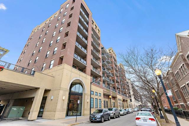833 W 15TH Place #403, Chicago, IL 60608 (MLS #10976594) :: Helen Oliveri Real Estate