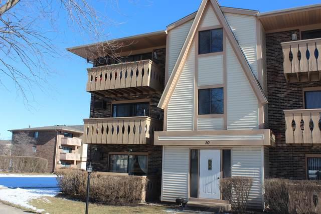 10 Parkside Court #1, Vernon Hills, IL 60061 (MLS #10976598) :: Helen Oliveri Real Estate