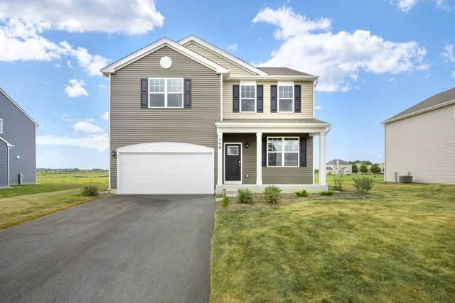 375 Hemlock Lane, Oswego, IL 60543 (MLS #10976612) :: Janet Jurich