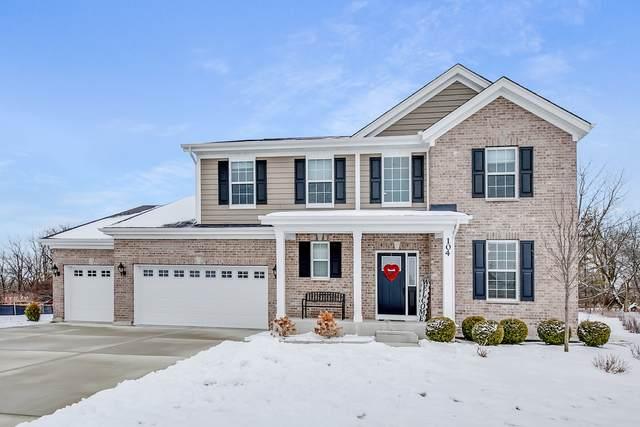 104 Flint Creek Court, Hawthorn Woods, IL 60047 (MLS #10976617) :: Helen Oliveri Real Estate