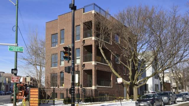 3012 N Leavitt Street #2, Chicago, IL 60618 (MLS #10976628) :: O'Neil Property Group