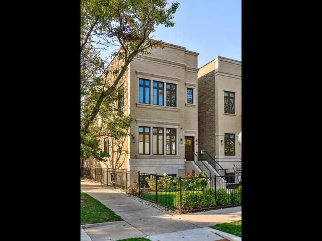 2625 W Medill Avenue, Chicago, IL 60647 (MLS #10976631) :: Helen Oliveri Real Estate