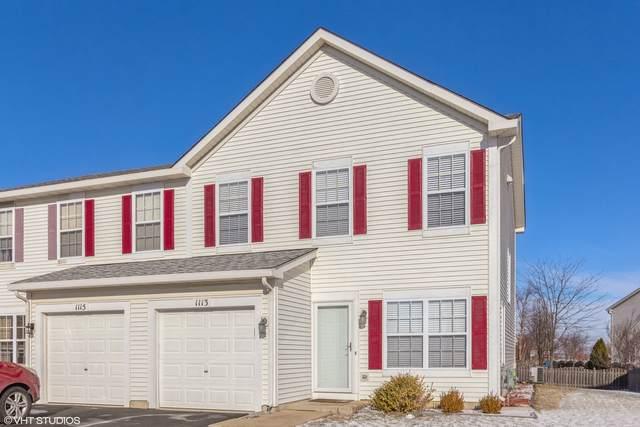 1113 Burns Lane, Minooka, IL 60447 (MLS #10976639) :: Suburban Life Realty