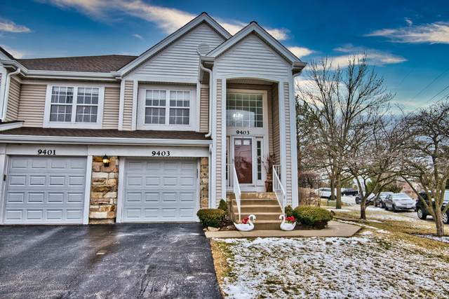 9403 Brockton Lane B1, Des Plaines, IL 60016 (MLS #10976650) :: Helen Oliveri Real Estate