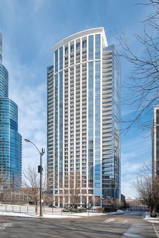 1235 S Prairie Avenue #3306, Chicago, IL 60605 (MLS #10976677) :: Ryan Dallas Real Estate