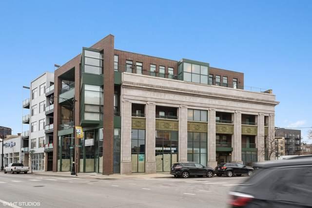 1623 W Melrose Street #303, Chicago, IL 60657 (MLS #10976682) :: RE/MAX Next