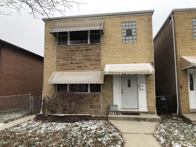 3743 S 52nd Court, Cicero, IL 60804 (MLS #10976684) :: The Wexler Group at Keller Williams Preferred Realty