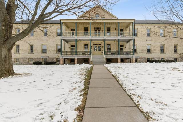 94 Leonard Wood South Avenue #101, Highland Park, IL 60035 (MLS #10976692) :: Suburban Life Realty